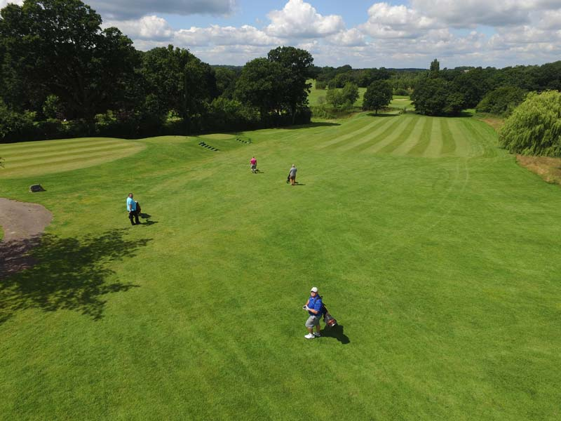 London Beach Golf Course Tenterden