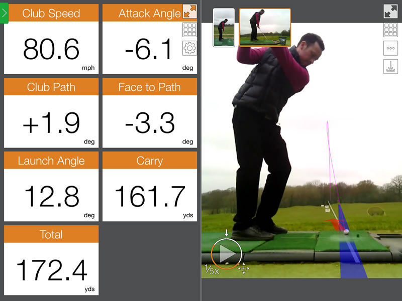 how to use trackman golf